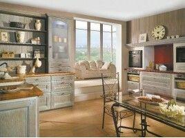 Fabulous  cuisinechenepatinegris cette cuisine est pr sent avec un plan travail chene massif La cuisine chene