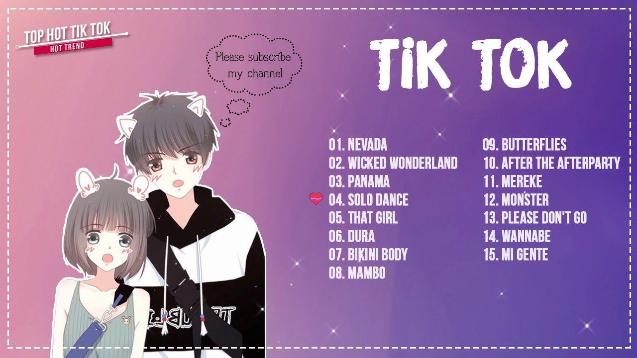 Top Edm Tiktok That Girl Panama Best Tik Tok Songs Top Trending Party Music Playlist Songs Song Playlist