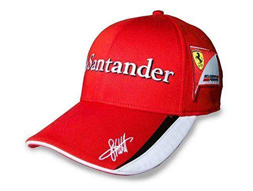 Ferrari 2018 Sebastian Vettel #5 Adult Baseball Cap Official Team Merchandise