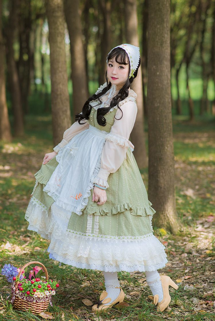 Daily updates on new lolita items and many lovely pictures of dress