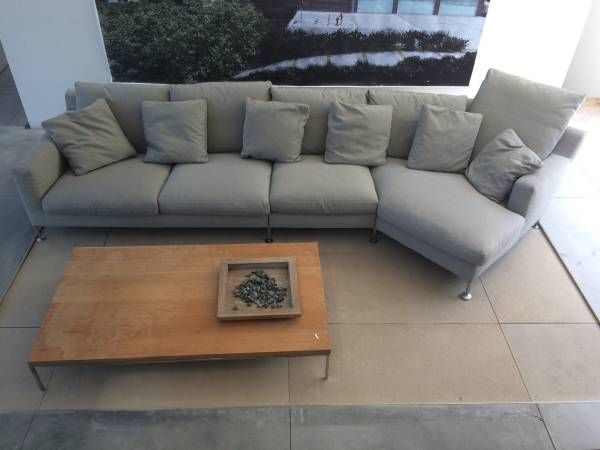 B B Italia Harry Sofa Couch 4 Seater Outdoor Sectional Sofa Sofa Outdoor Sectional
