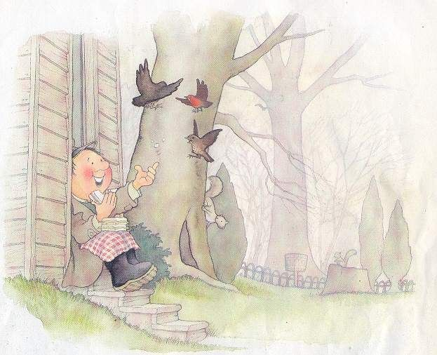 Nick Butterworth S Percy The Park Keeper Illustrations That Have Stayed With Me Since I Was A Kid Book Art Art Childrens Book Characters
