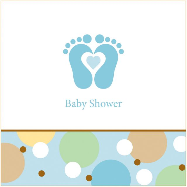 Baby boy feet shower decorations sorepointrecords for Baby feet decoration