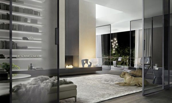 rimadesio-porte-scorrevoli-vetro   ZEN/PURIST/MODERN/Interiors ...