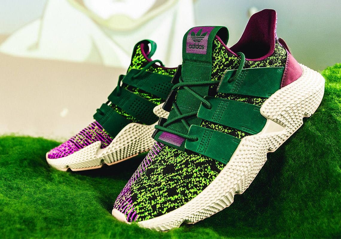 Unir Multa Travieso  ADIDAS ORIGINALS X DRAGON BALL Z CELL PROPHERE | Zapatos, Zapatillas, Adidas