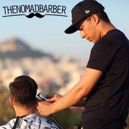 Love this series of a nomad barber, Miguel Gutierrez who aim is to talk to and learn from fellow barbers in over five continents, discovering how a trade, which dates back to 3500 B.C, and learn the secrets of the barbering world!