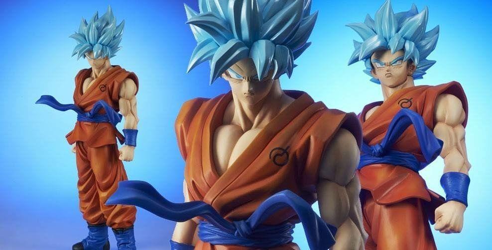 La prochaine Gigantic Series Goku SSJB