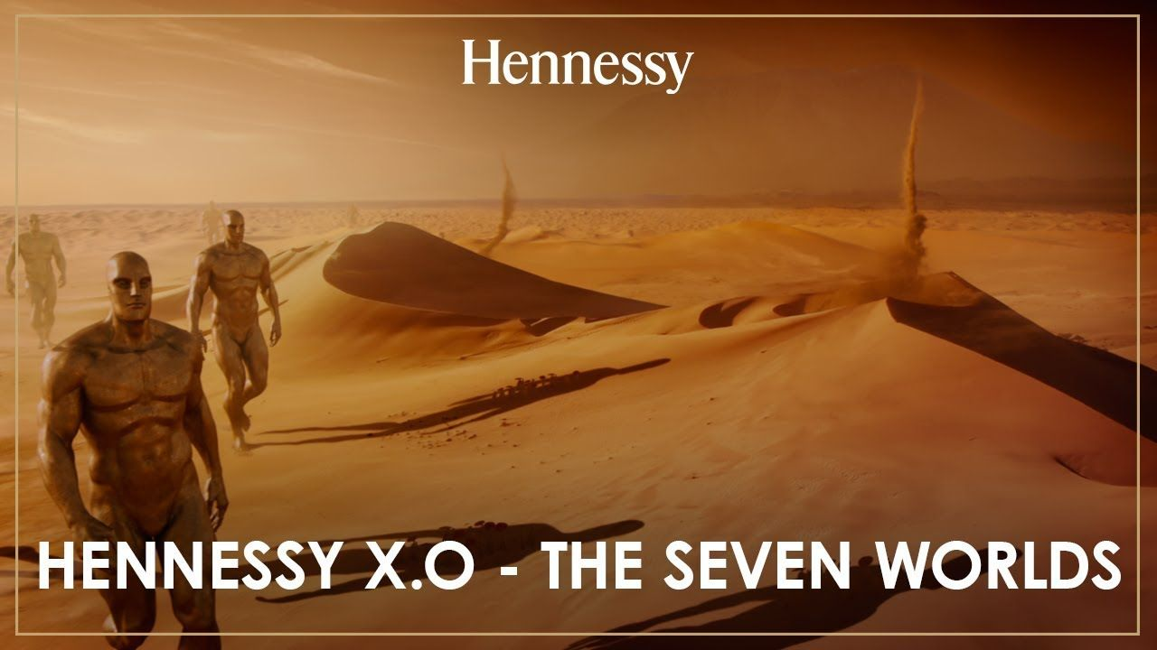 Hennessy X O The Seven Worlds Directed By Ridley Scott Short