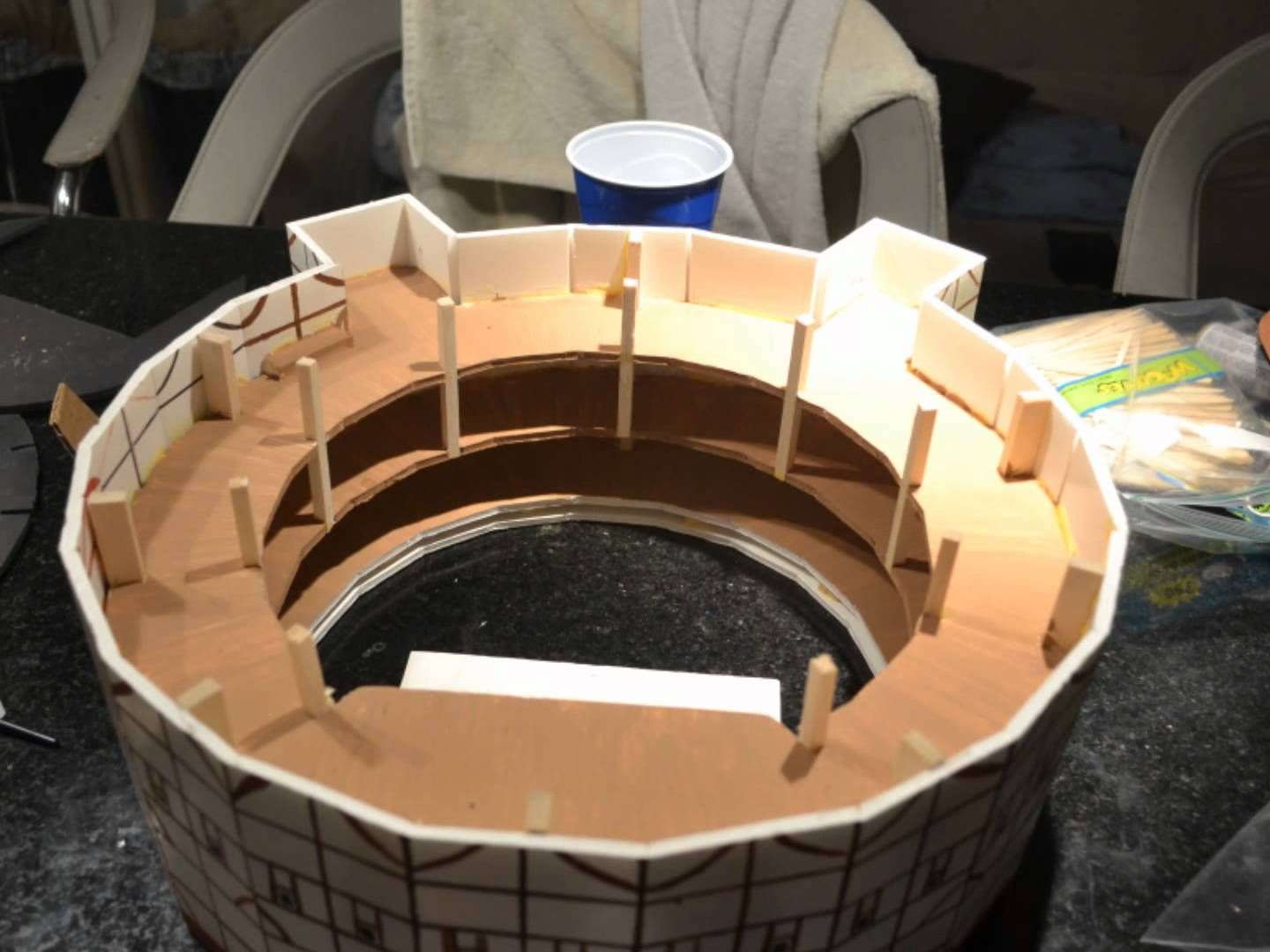 Highhill Homeschool Make Your Own Electrical Switch The Globe Theater Model Pinterest