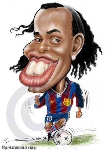 Soccer Fan Art Soccer Player Cartoons Caricature Funny Caricatures Cute Funny Cartoons