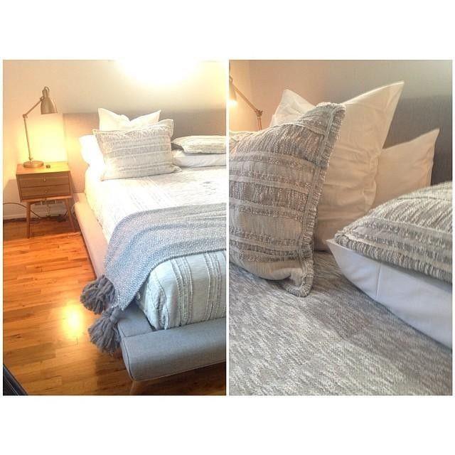 Westem Mod Upholstered Bed