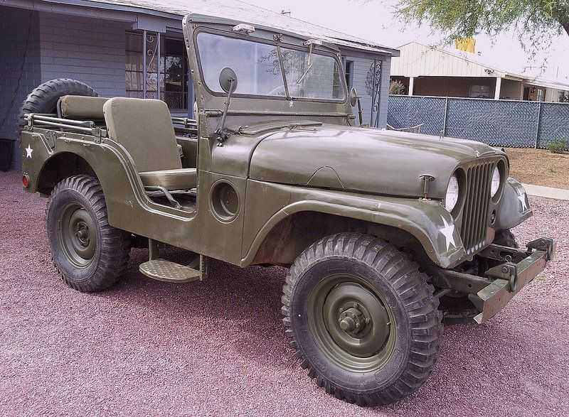 M38a1jeep Old Jeep Military Jeep Willys Jeep