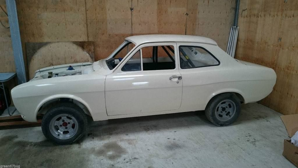 FOR SALE – 1969 MK1 FORD ESCORT MEXICO REPLICA VIEW EBAY AD ...