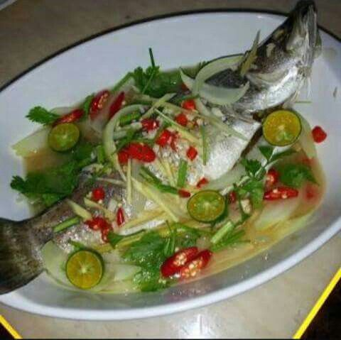 Steam Ikan Kakap Nila Asam Manis Resep Daging Resep Makanan Sayuran Beku
