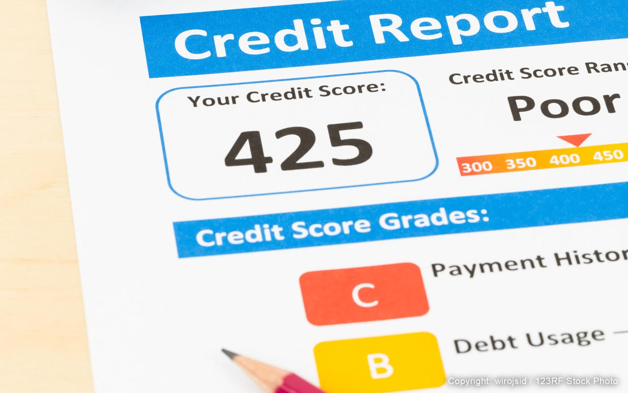 Pin On Poor Credit