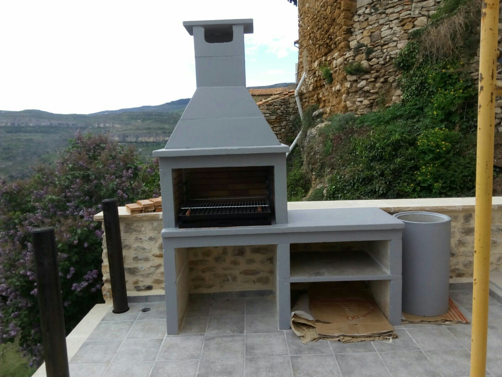pin by de carina kamini on outdoor fireplace pinterest