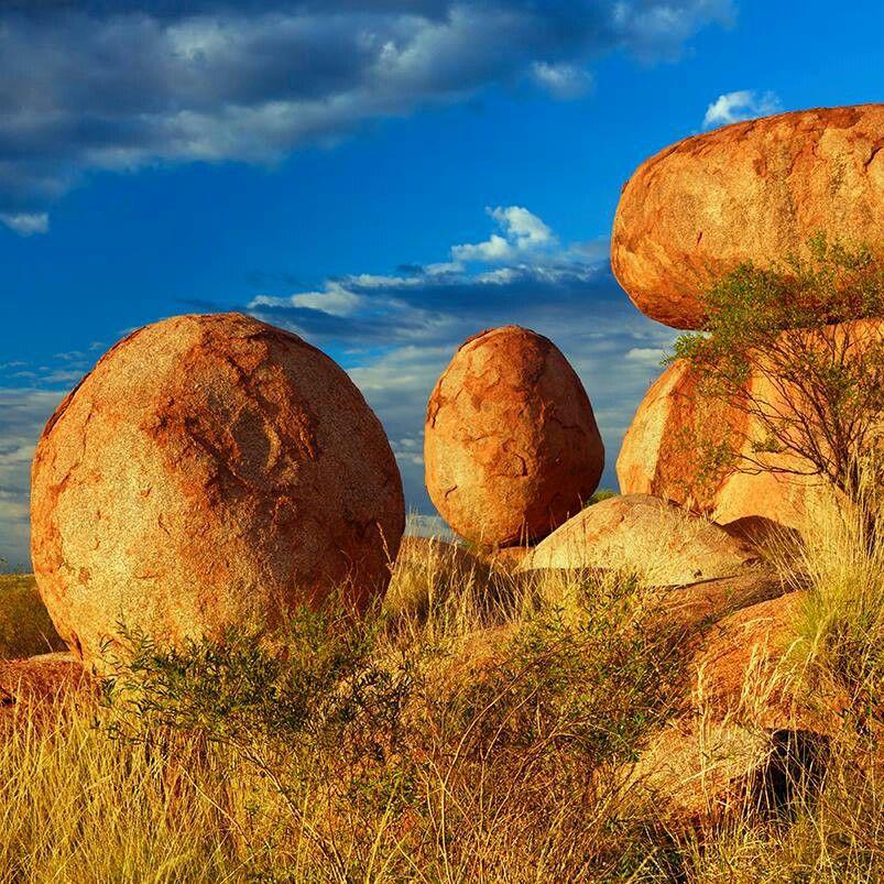 Devils Marbles Australia Travel Natural Wonders
