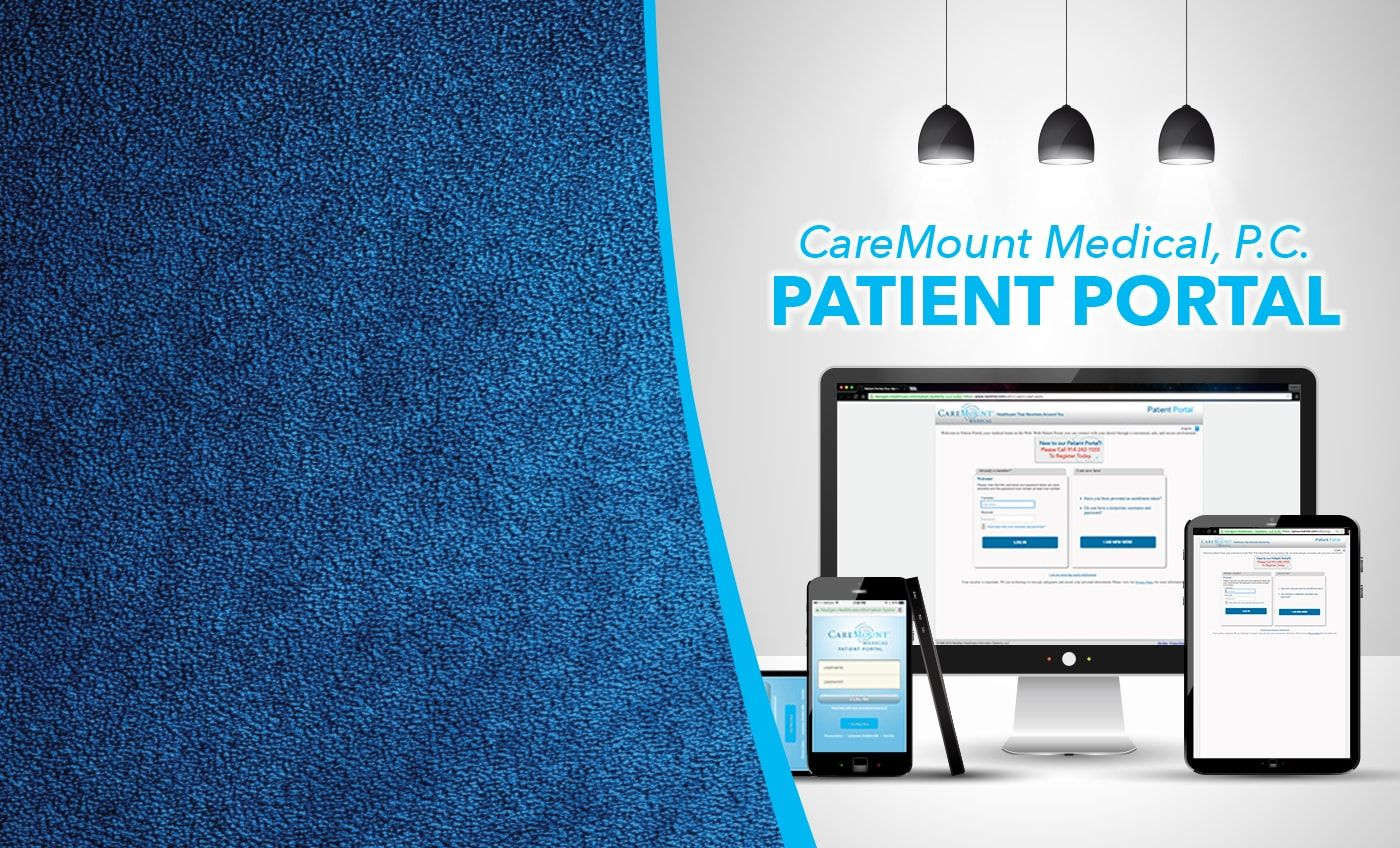 CareMount Medical - Visit our Patient Portal