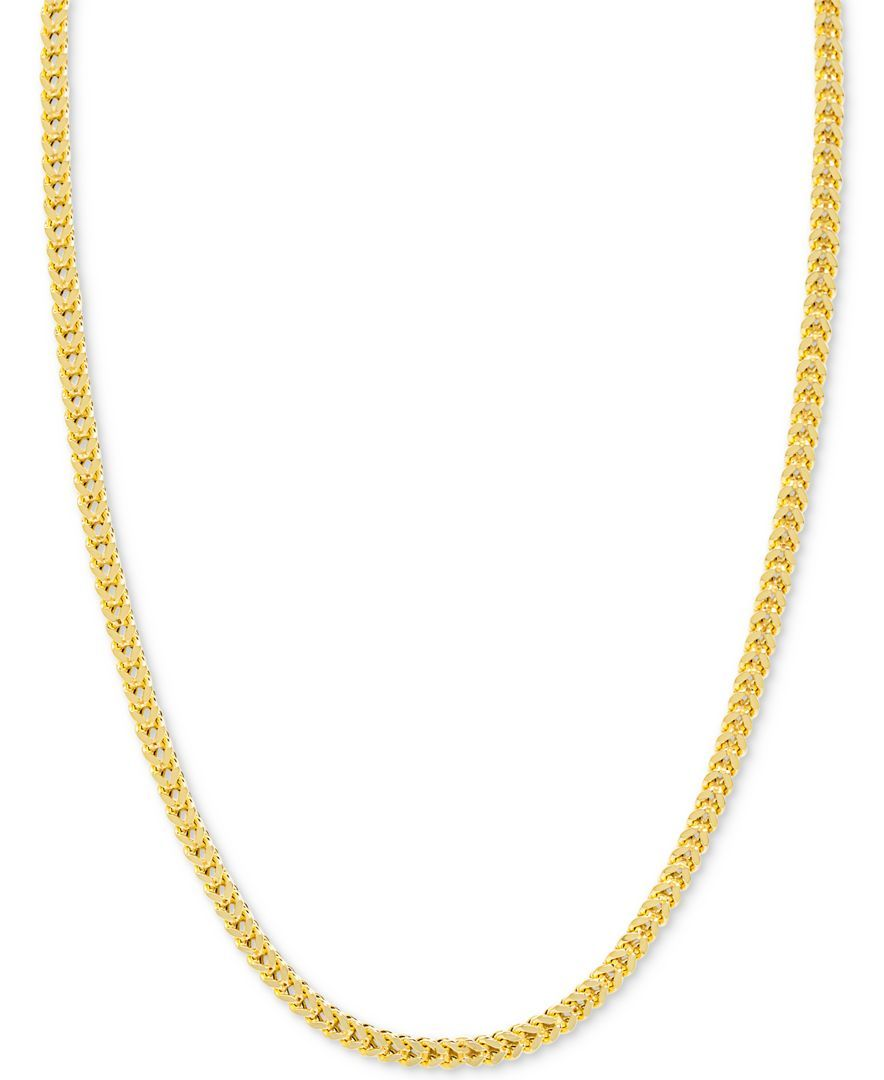 Italian Gold 24 Gold Italian Gold Chain