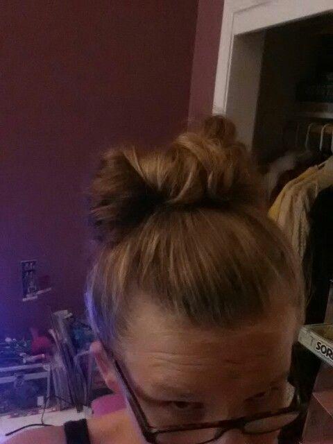 Look at my hair
