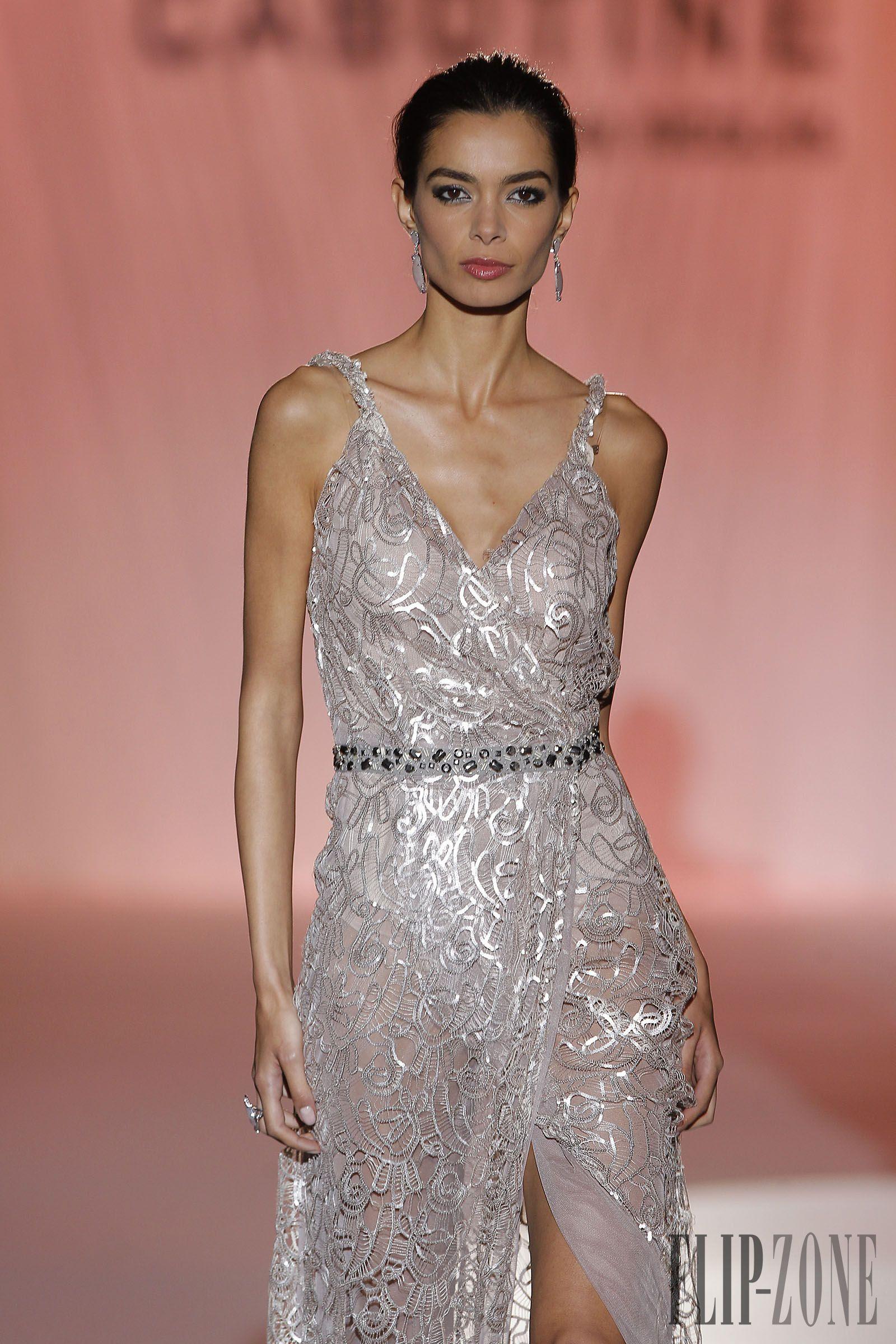 Cabotine 2015 collection - Bridal - http://www.flip-zone.net/fashion/bridal/the-bride/cabotine-4753