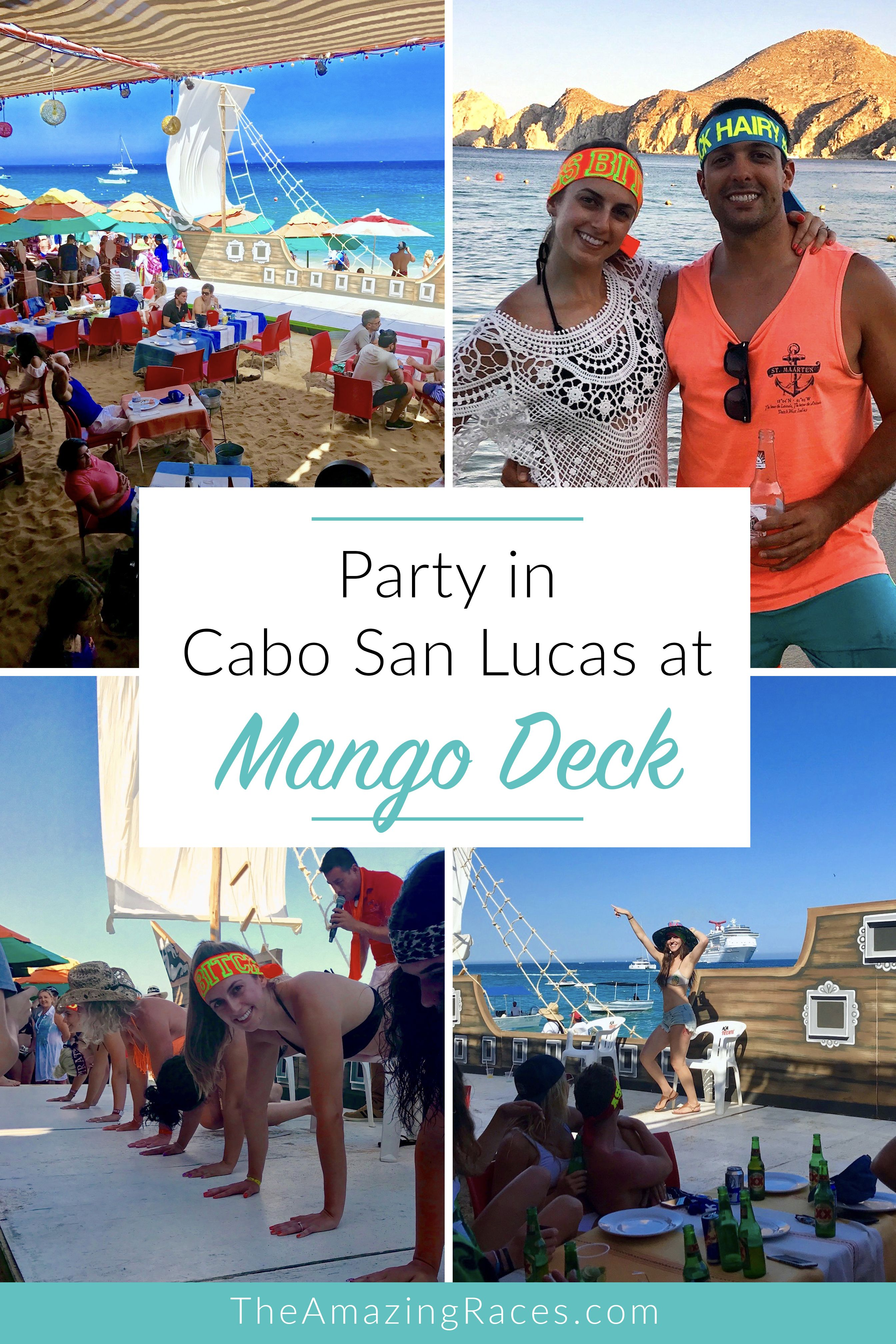 If You Re Looking For A Good Time In Cabo Look No Further Than Mango Deck It S A Bar And Restaurant On The Cabo San Lucas North American Travel Mexico Travel
