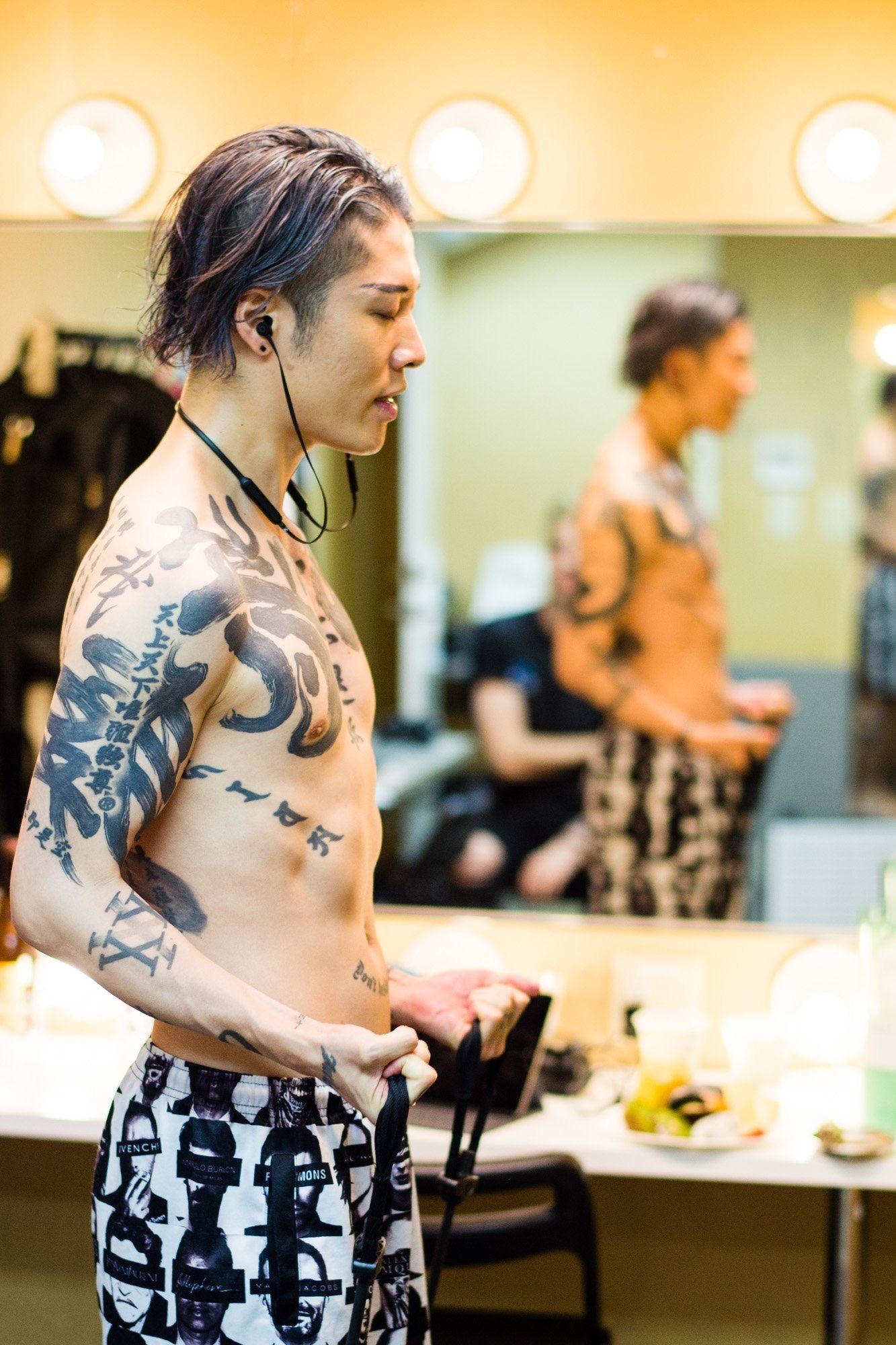 20 Ishihara Miyavi Tattoos Pictures And Ideas On Meta Networks