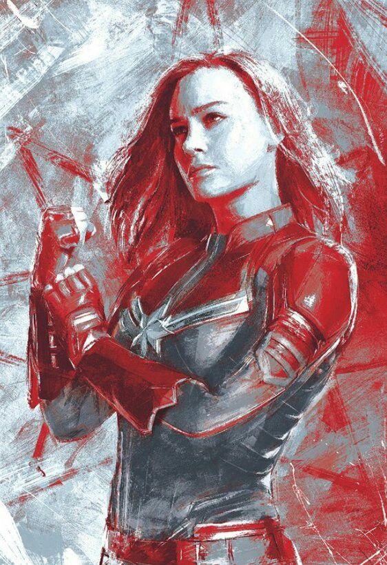 #avengersendgame promo art