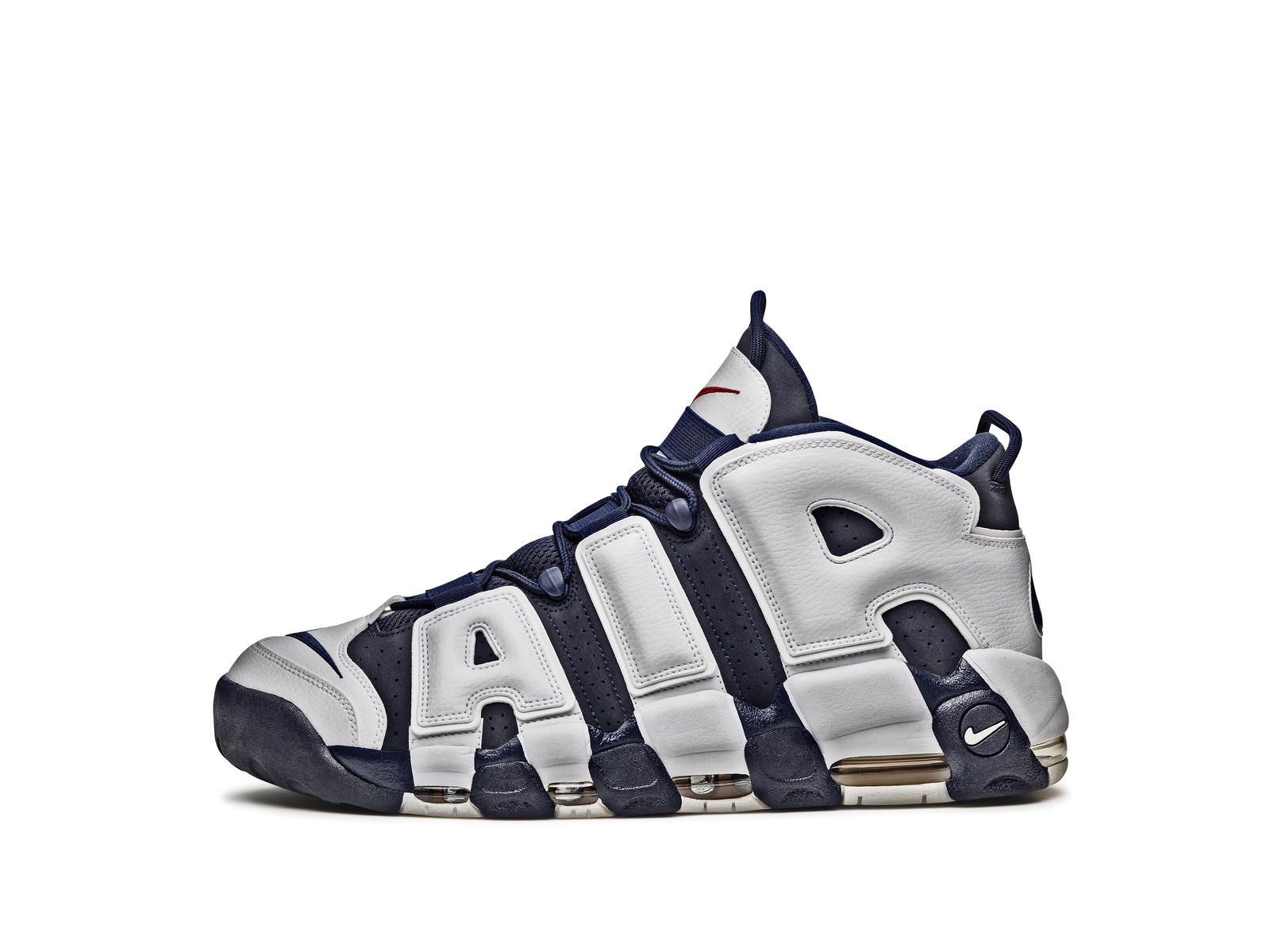 Nike News - Scottie Pippen Talks Nike Air More Uptempo and Playoff Style