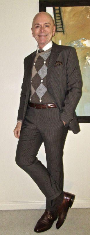 Hugo Boss suit, Emozioni Uomo pullover, Hudson Room shirt, Saxony tie, Peter Huber monk straps… #HugoBoss #EmozioniUomo #HudsonRoom #Saxony #PeterHuber #Toronto #WIWT #menswear #mensweardaily #mensfashion #instafashion #fashion #dandy #dandystyle #sartorial #sartorialsplendour #sprezzatura #menstyle #dapper #dapperstyle #menshoes