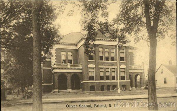 Oliver School Bristol Rhode Island