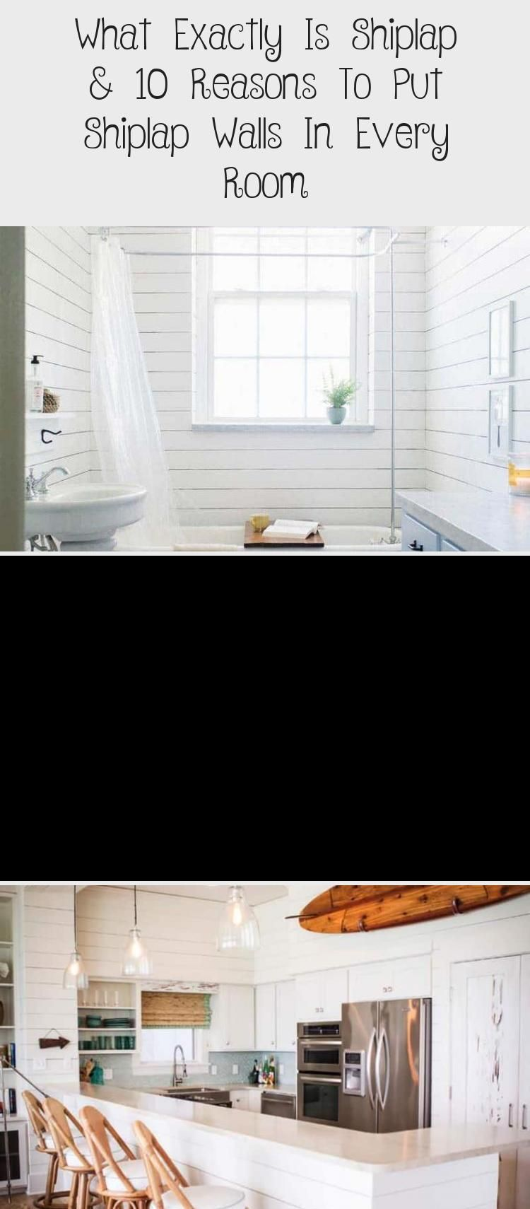 Shiplap Is A Wooden Sheathing That Is Used For The Construction Of Sheds And Other Forms Of Buildings It Is Mostly Used As In 2020 Ship Lap Walls Shiplap Rustic House