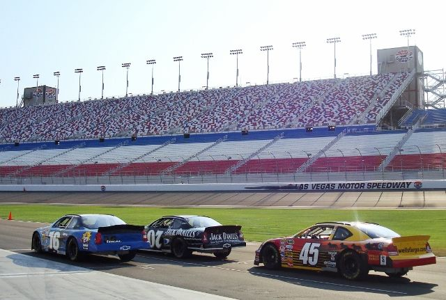 The Richard Petty Nascar Driving Experience Las Vegas
