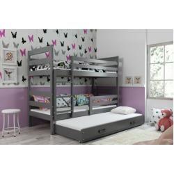 Photo of Sarina køyeseng med skuff og uttrekkbar seng