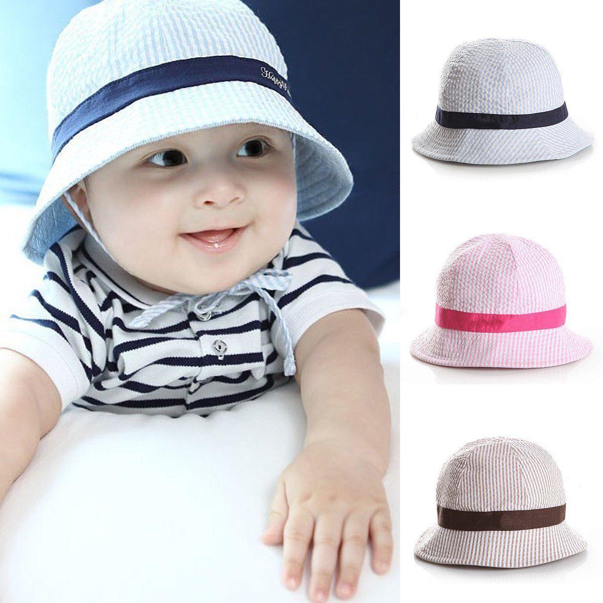 f8583ae5a  2.49 - Toddler Infant Kids Sun Cap Summer Outdoor Baby Girls Boys ...