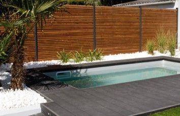 mini piscine enterr e petite piscine caron piscines liner pinterest piscine enterr e. Black Bedroom Furniture Sets. Home Design Ideas