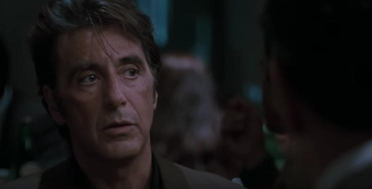 Pin By E E On Heat Heat 1995 Al Pacino Robert De Niro