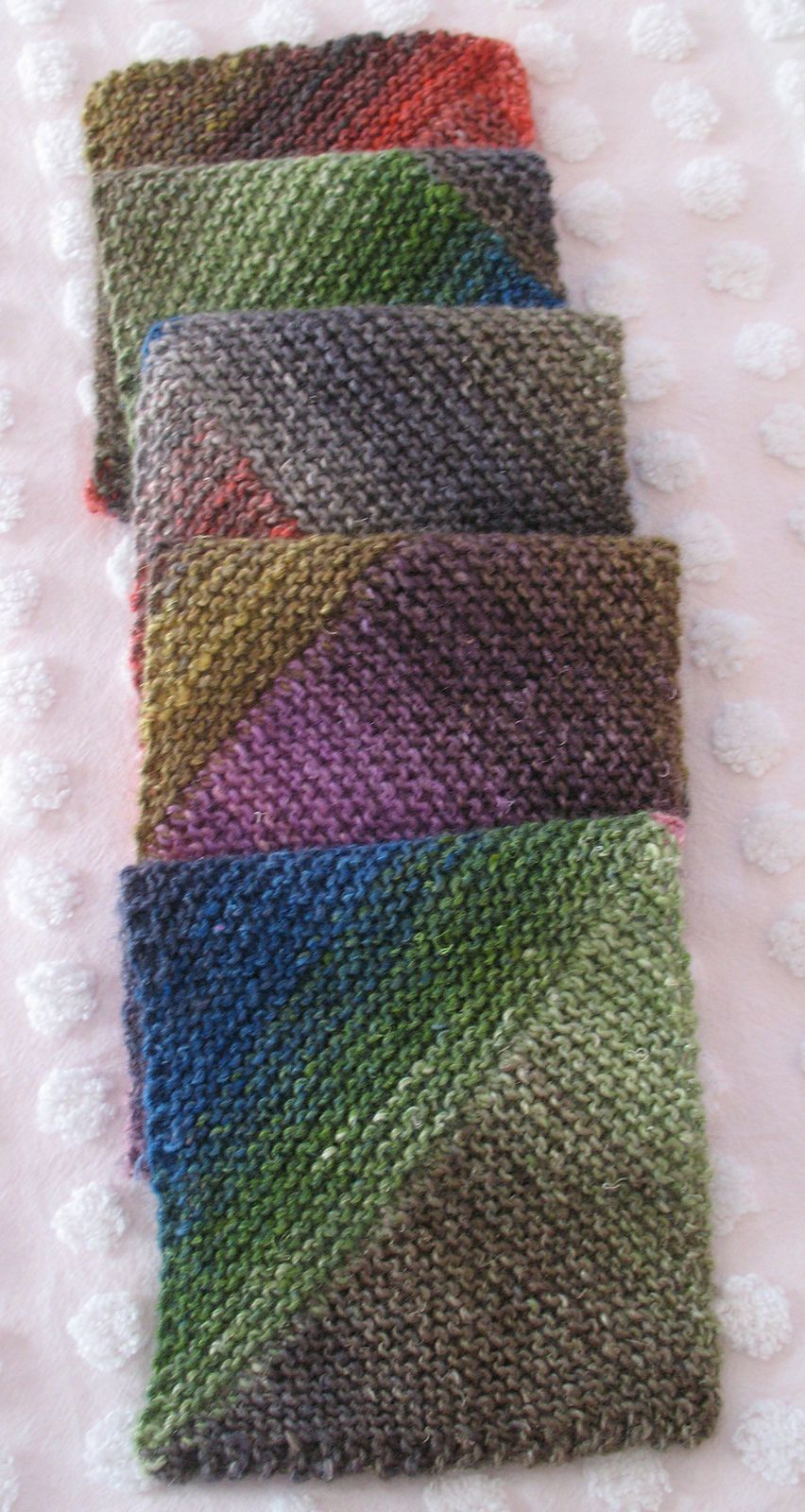 Multi-Diagonal knit | Going Stitch Crazy | Pinterest | Pattern ...