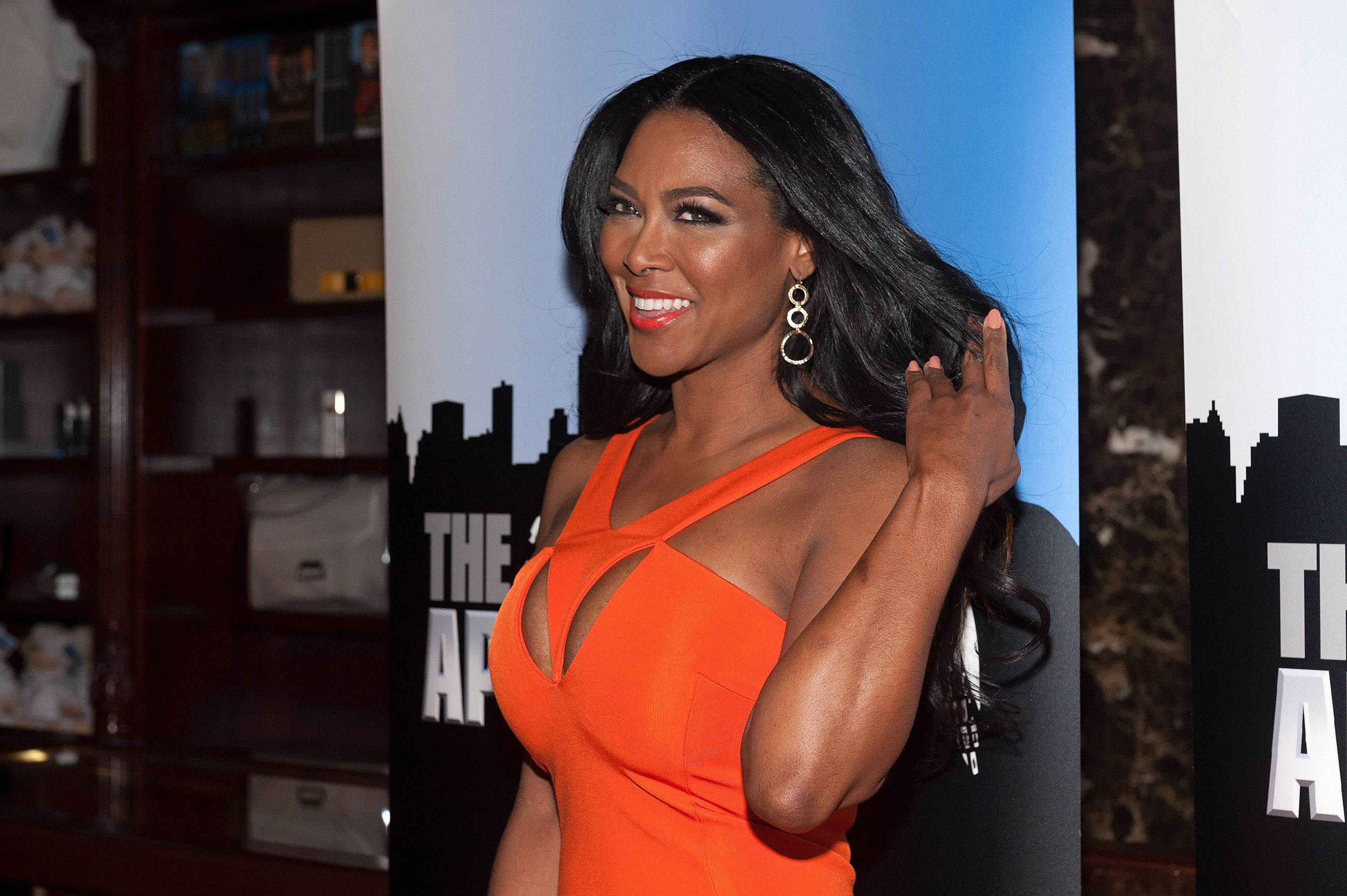 Kenya Moore Shares Latest 'Baby Twirl' Update on Instagram