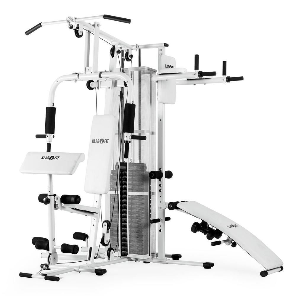 Home Fitness Equipment Multi Gym Workout Station Exercise Machine ...