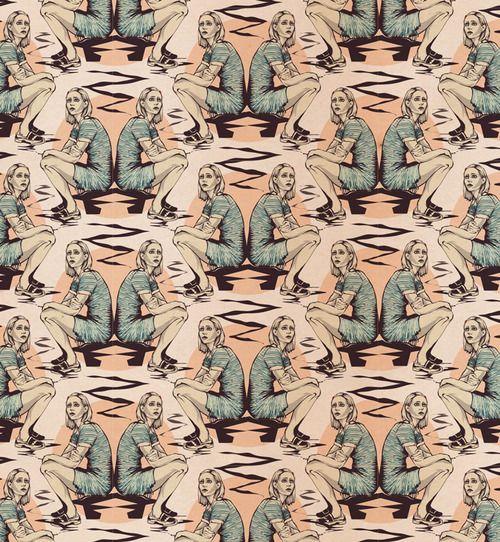 Margot Tenenbaum pattern by JTO