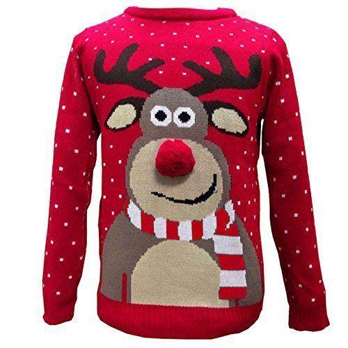 Compra hombres suéter rojo online al por mayor de China