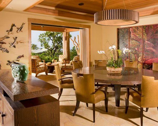 La nature dans votre salon! Voici quelques idées créatives - gardinen dekorationsvorschläge wohnzimmer