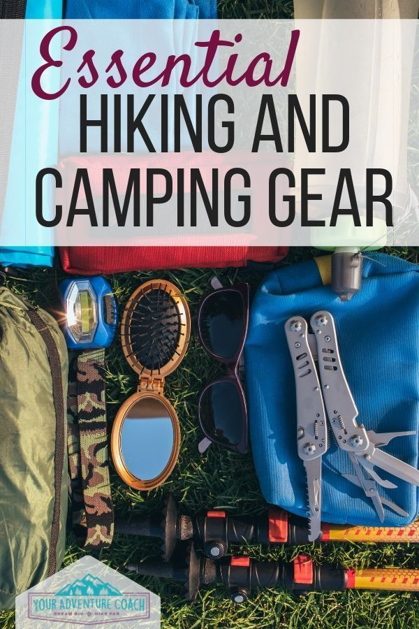 Photo of Must have hiking and camping equipment – tents