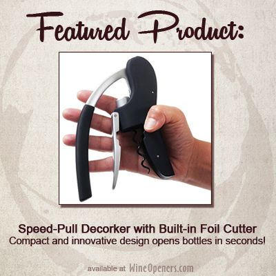 NEW Franmara Speed Pull Decorker with Built in Foil Cutter ~ Best Price