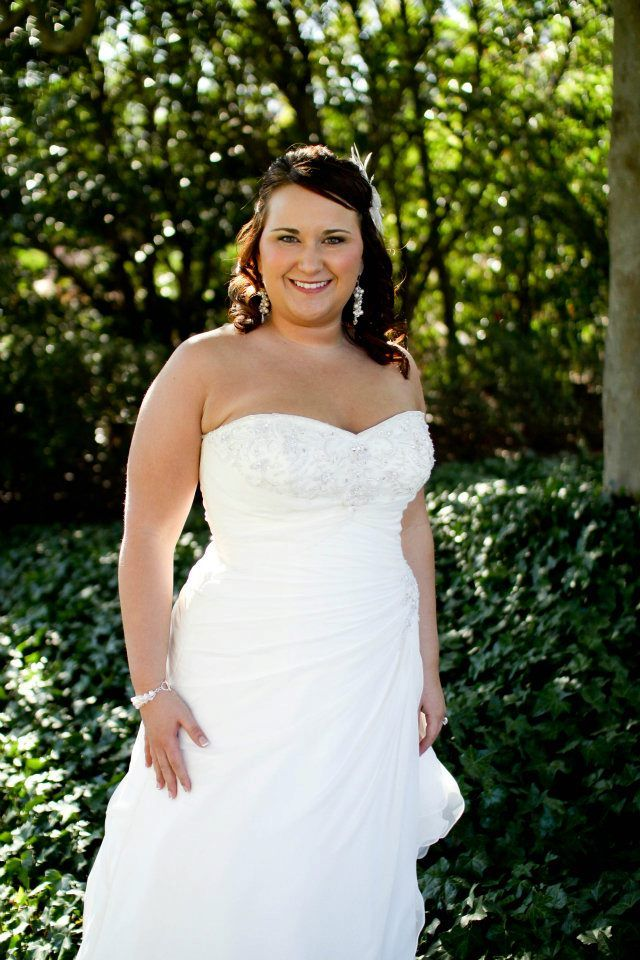 Bride Amanda Amanda Ikerd photos by Mallory Helms