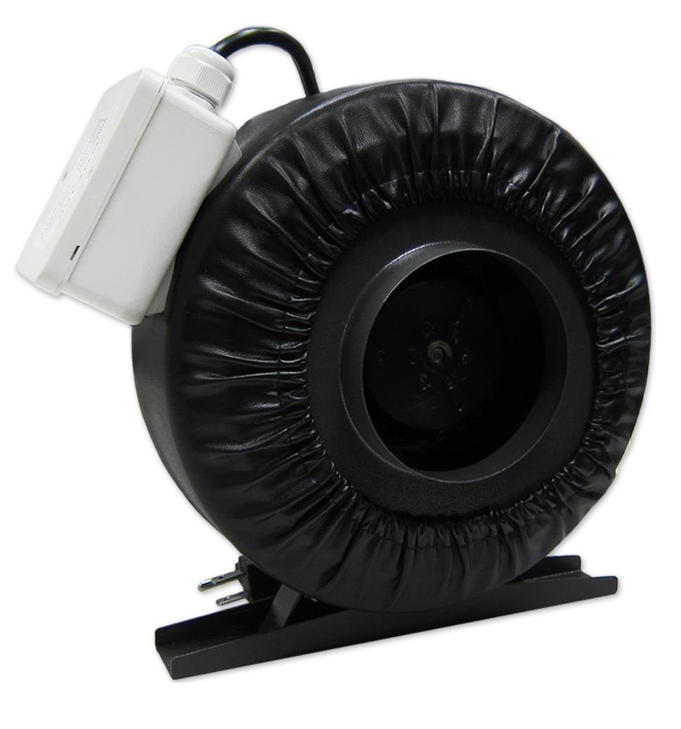 6 Inch Duct Fan System Fans And Filters Fan Vent Air Duct Room Ventilation