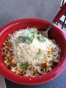 Deconstructed Mexican Street Corn   A Nerd Cooks