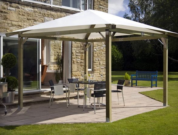 Nice Some Factors To Consider When Choosing The Right Backyard Canopy   Home  Design Interiors