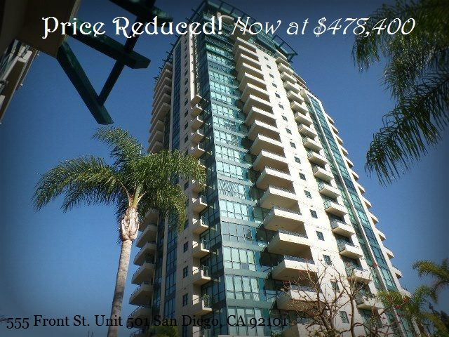 Price reduced! Nestled in the heart of the beautiful and dynamic downtown San Diego. Lovely home, first-class amenities - for a comfortable and elegant lifestyle you deserve. Call Lani Sylvas at 888-681-8322 or visit soldbylani.com. Place your bids now!